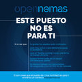 We are hiring! En Openhost buscamos un Linux Architect