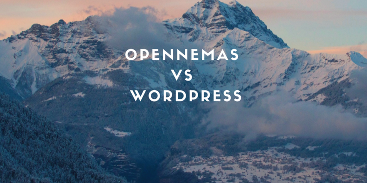 Opennemas vs Wordpress
